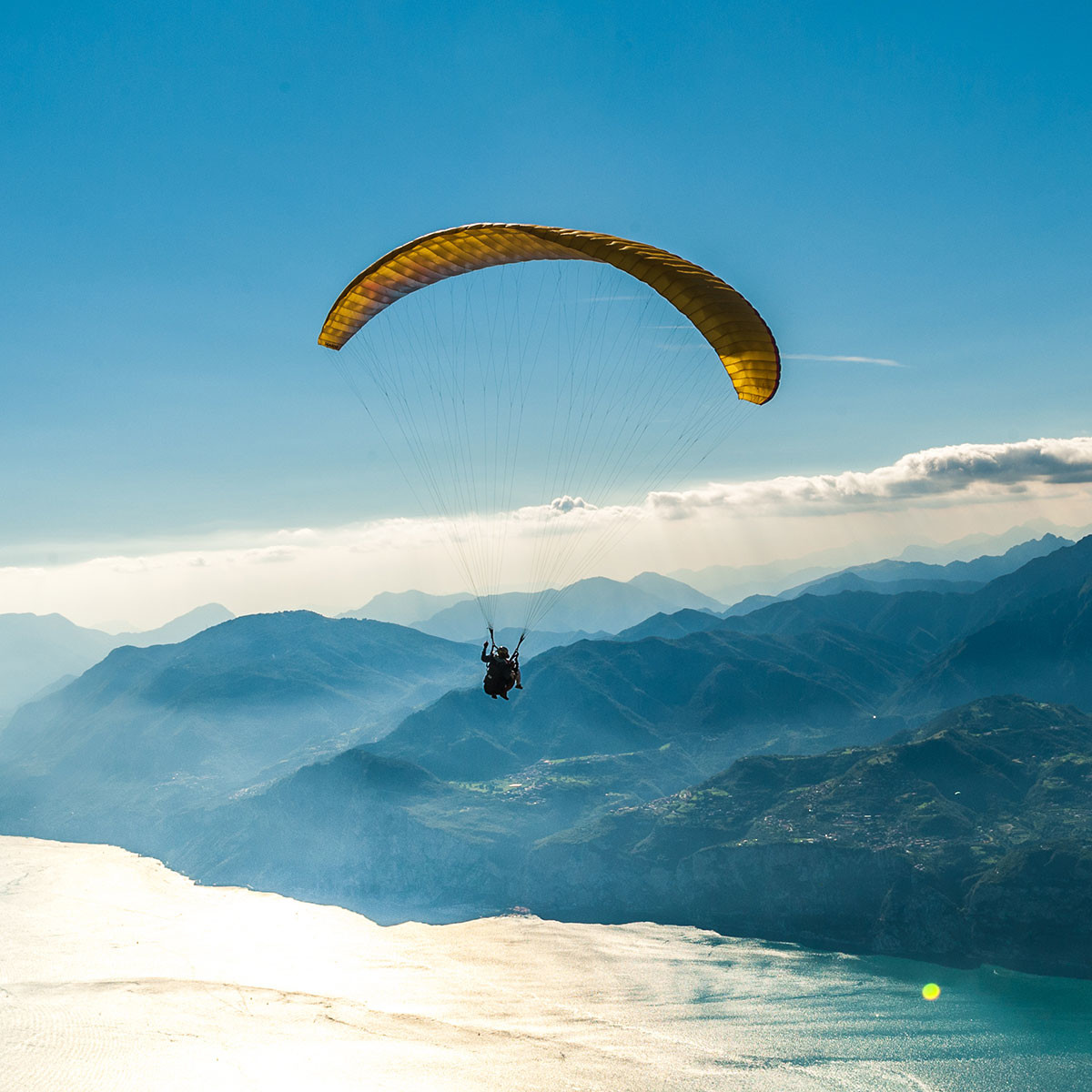 Garda Air Style Lake Garda Photo by Angela Trawoeger
